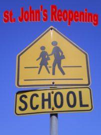 School Reopening Plan 2020-2021